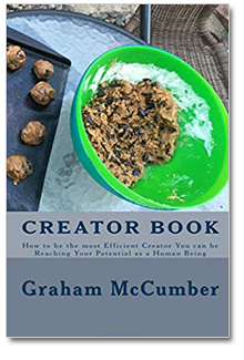 Creator Book: Reaching Your Potential as a Human Being by Graham McCumber